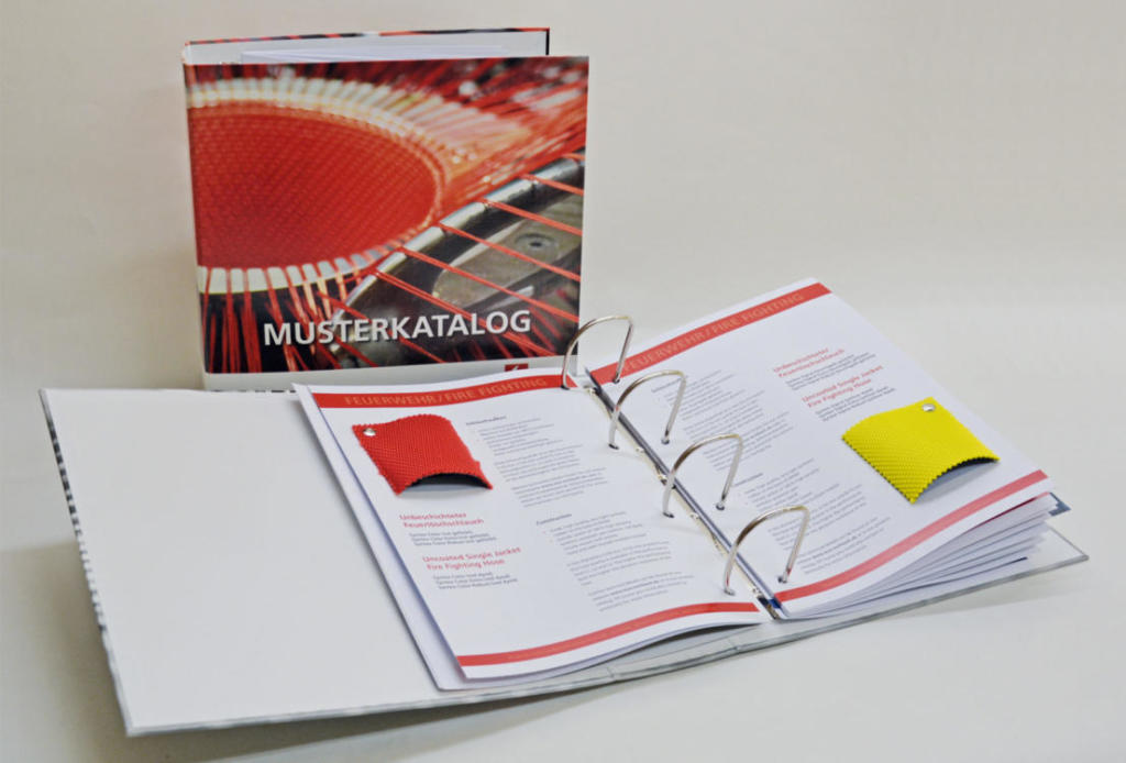Produktkataloge, Musterkataloge, Handbücher