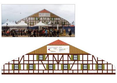 Sichtwerbung (Schilder, Planen, Banner, Wände, Fahnen)