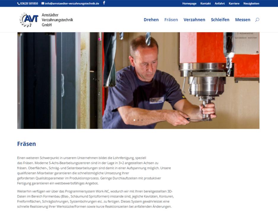AVT Arnstädter Verzahnungstechnik GmbH
