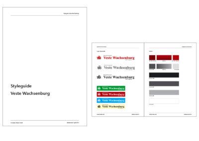 Corporate Design Manuals & Stylguides