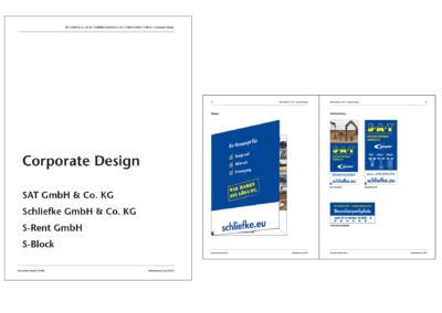 Corporate Design Manuals & Stylguides