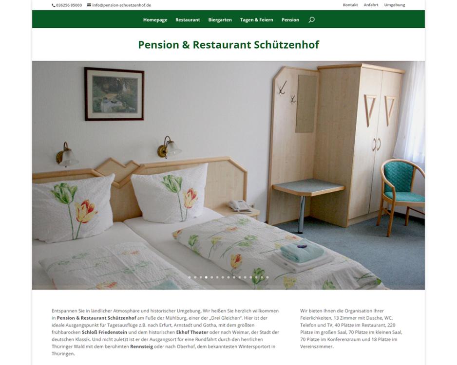 Pension & Restaurant Schützenhof