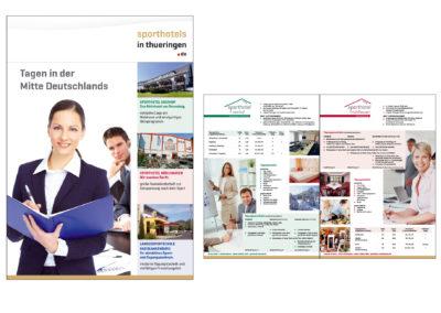 Prospekte, Faltblätter, Flyer, Postkarten, ...
