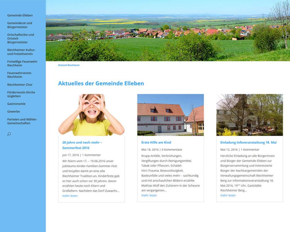 Gemeinde Elleben