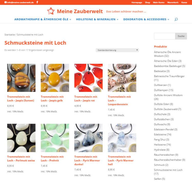 Shop für Saunaaufguss & Saunazubehör